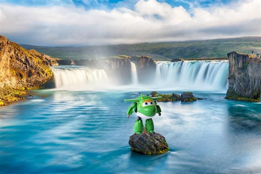 说走就走的旅行之超级飞侠冰岛游