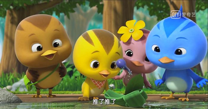 第七期:动物百科: 帮小蝌蚪找妈妈