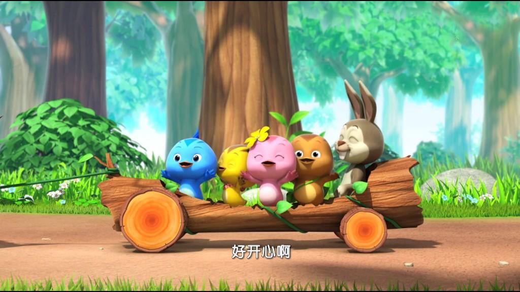 第十四期:动物百科: 爱磨牙的小兔子
