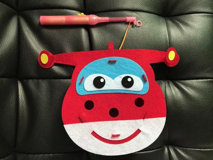亲子童乐中秋节,一起来DIY灯笼吧!
